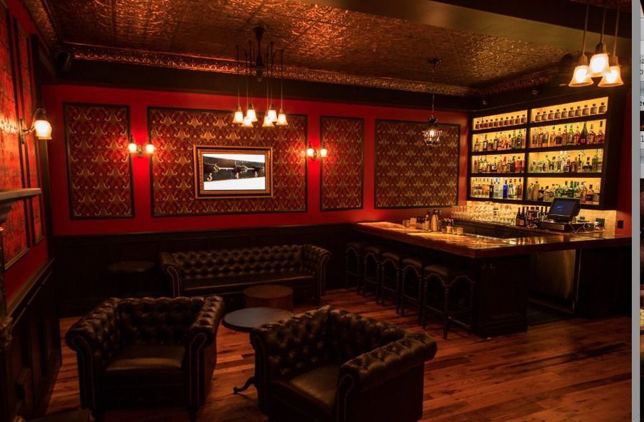 Kinks New Bar, The Armory Club, Opens Tomorrow - Eater Sf-2908