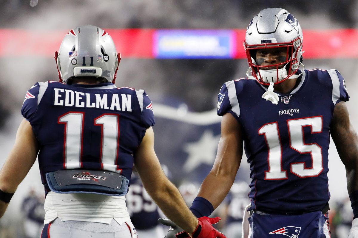 Patriots roster tier: Breaking downn the wide receivers - Pats Pulpit