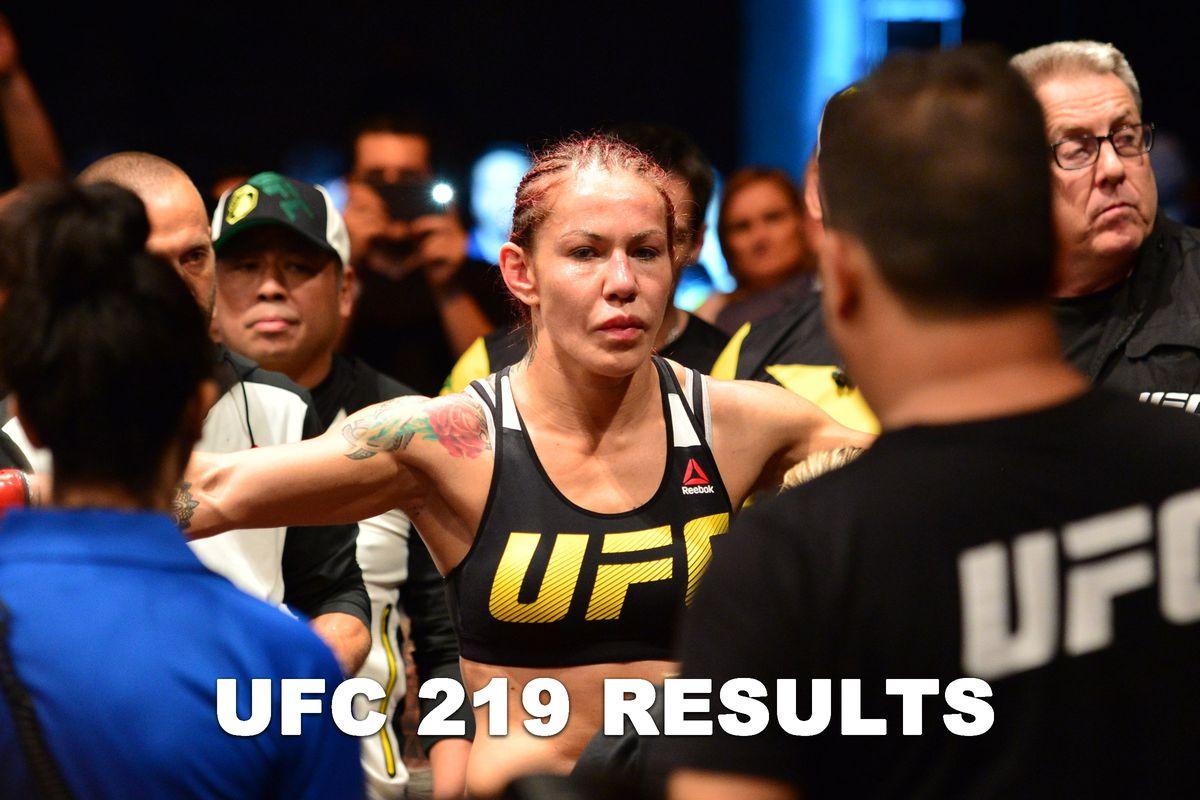 UFC 219 results: Cyborg vs Hol...