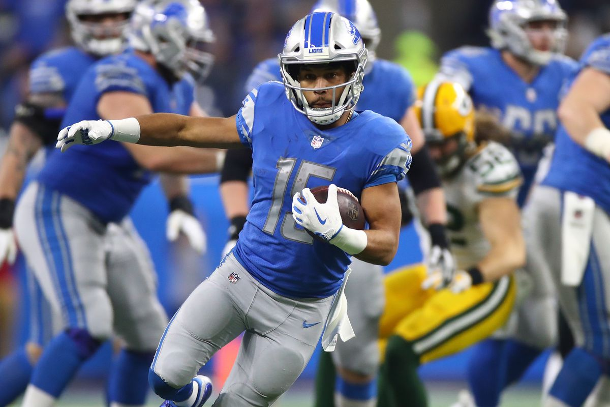 5388156b Detroit Lions - Green Bay Packers final score: Lions hold off ...