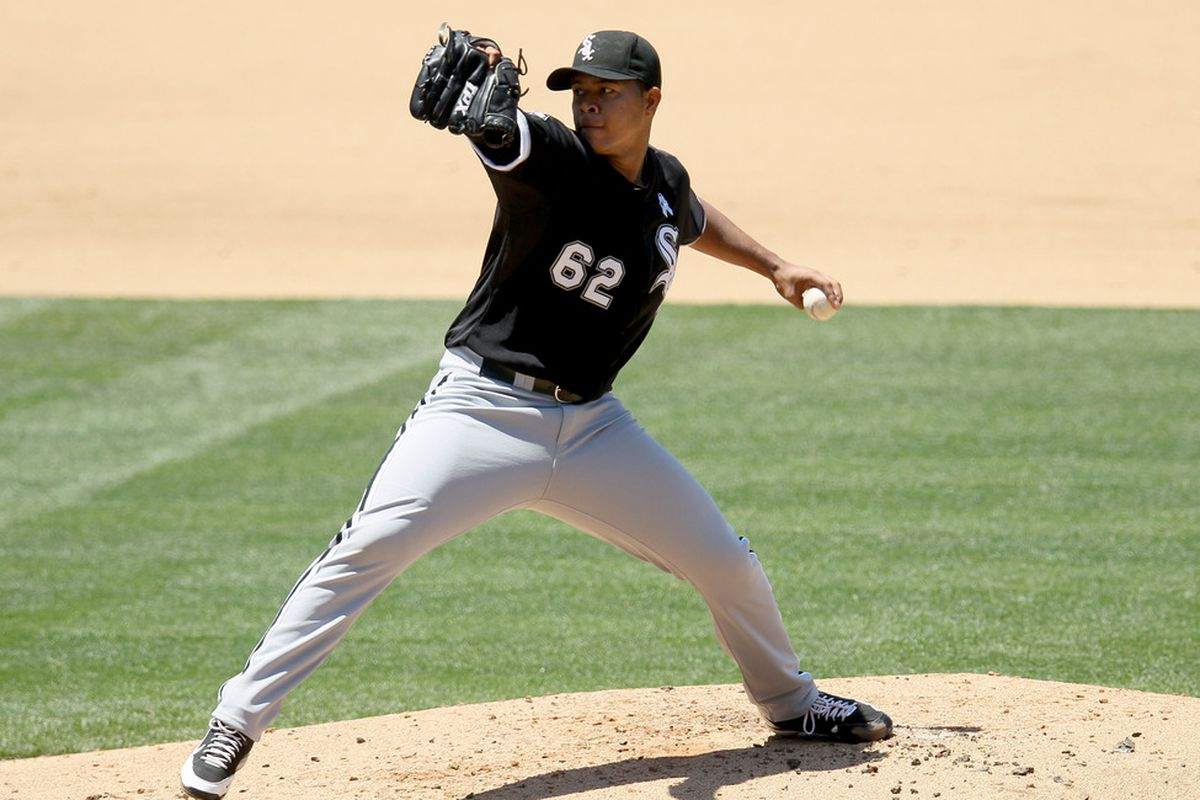 Jose Quintana deserved something to show for his eight brilliant innings.