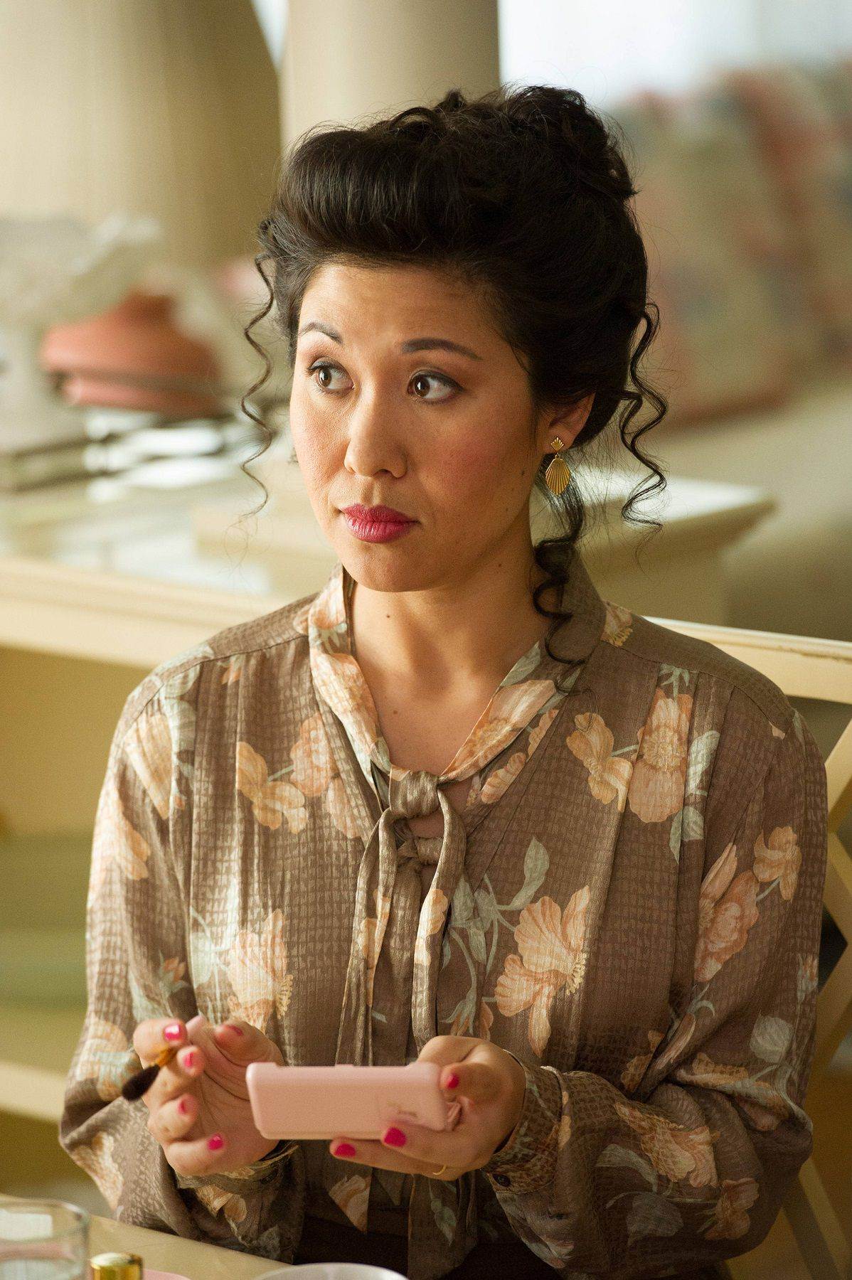 Ruthie Ann Miles on The Americans