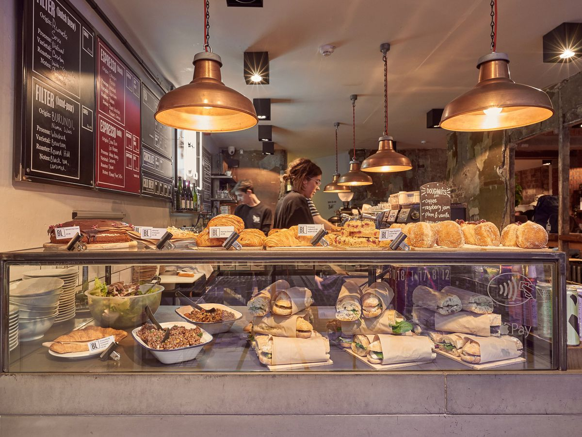 Best restaurants at Edinburgh Fringe Festival 2019 include Brew Lab Coffee