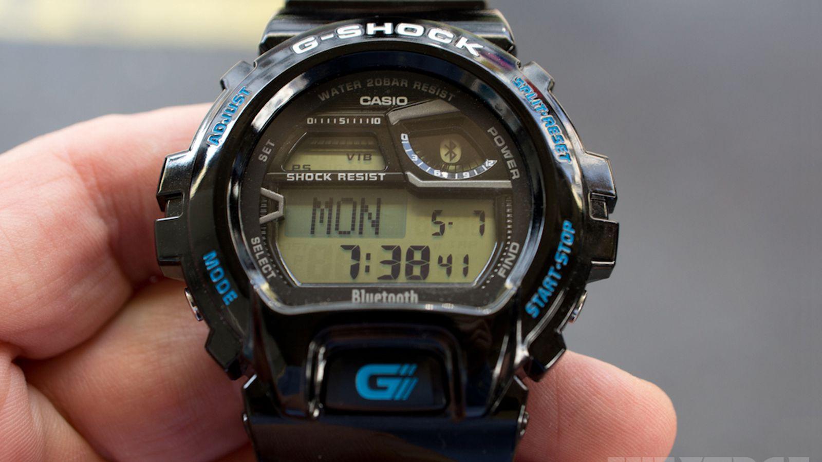 Casio G-Shock GB-6900 Bluetooth watch review