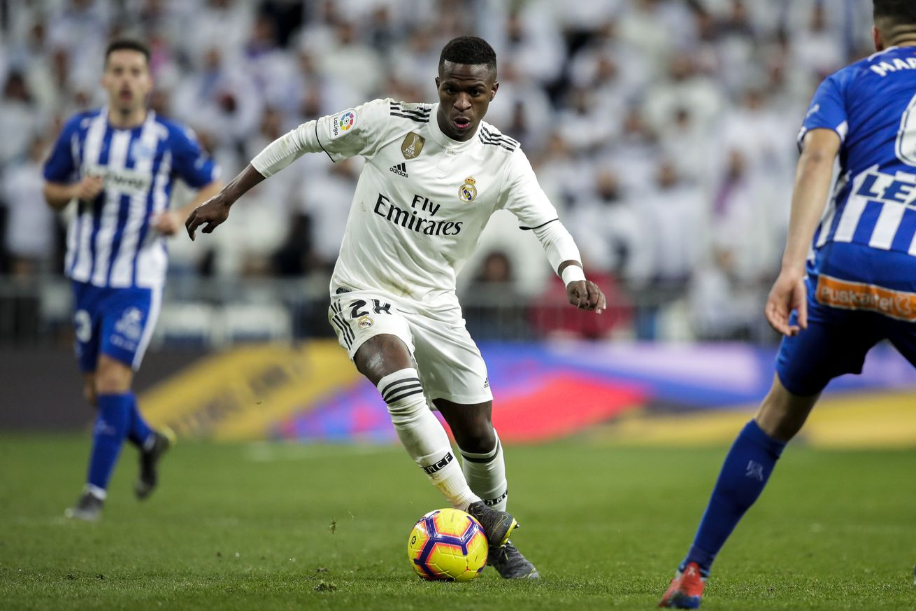 Alaves?Real Madrid LaLiga 2019/20 Match Preview, Injuries/Suspensions, Potential XIs, Prediction