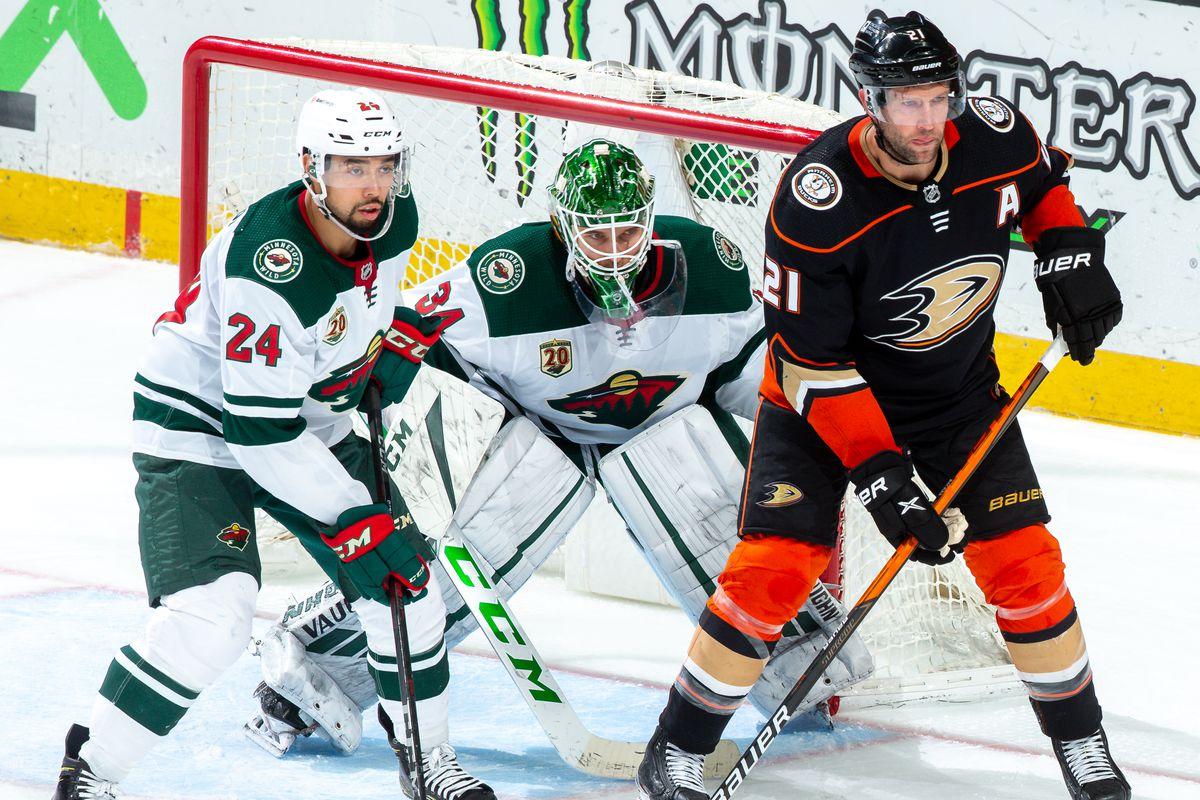Minnesota Wild v Anaheim Ducks