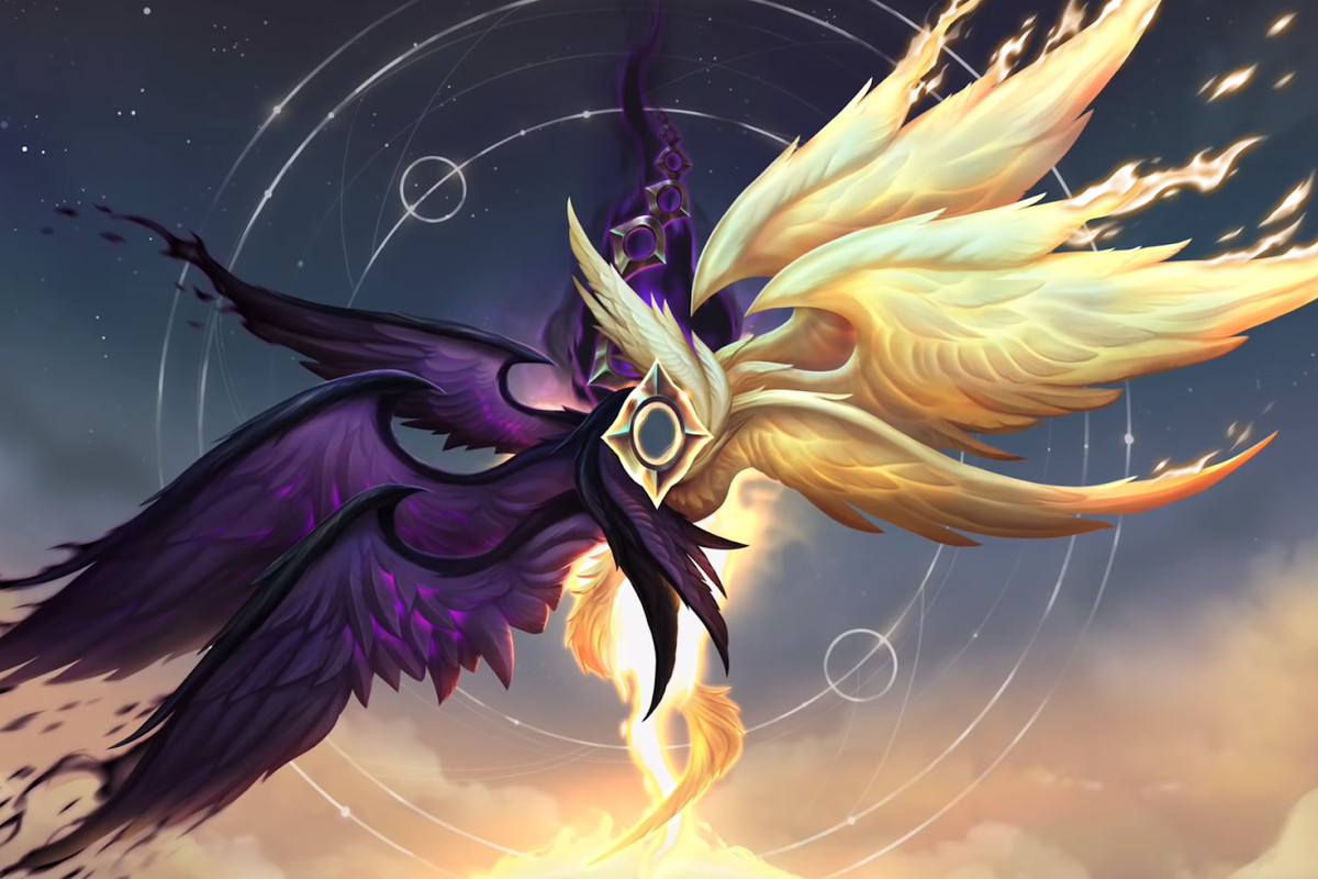 New Kayle And Morgana Teaser Shows Off Their Wings The Rift Herald