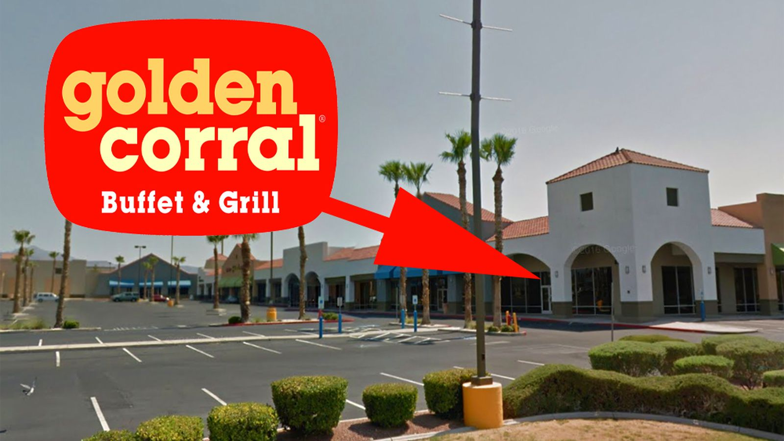 First Word: Golden Corral Expanding to Henderson - Eater Vegas