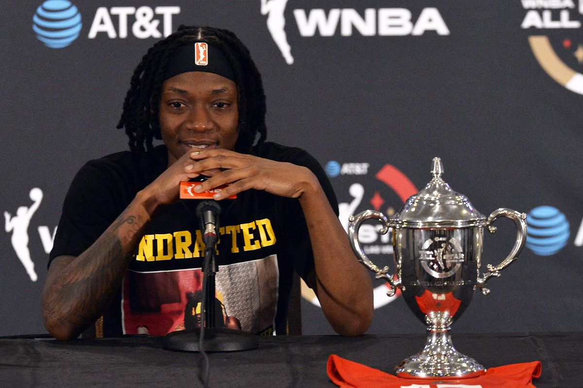 AT&T WNBA All-Star Game 2019