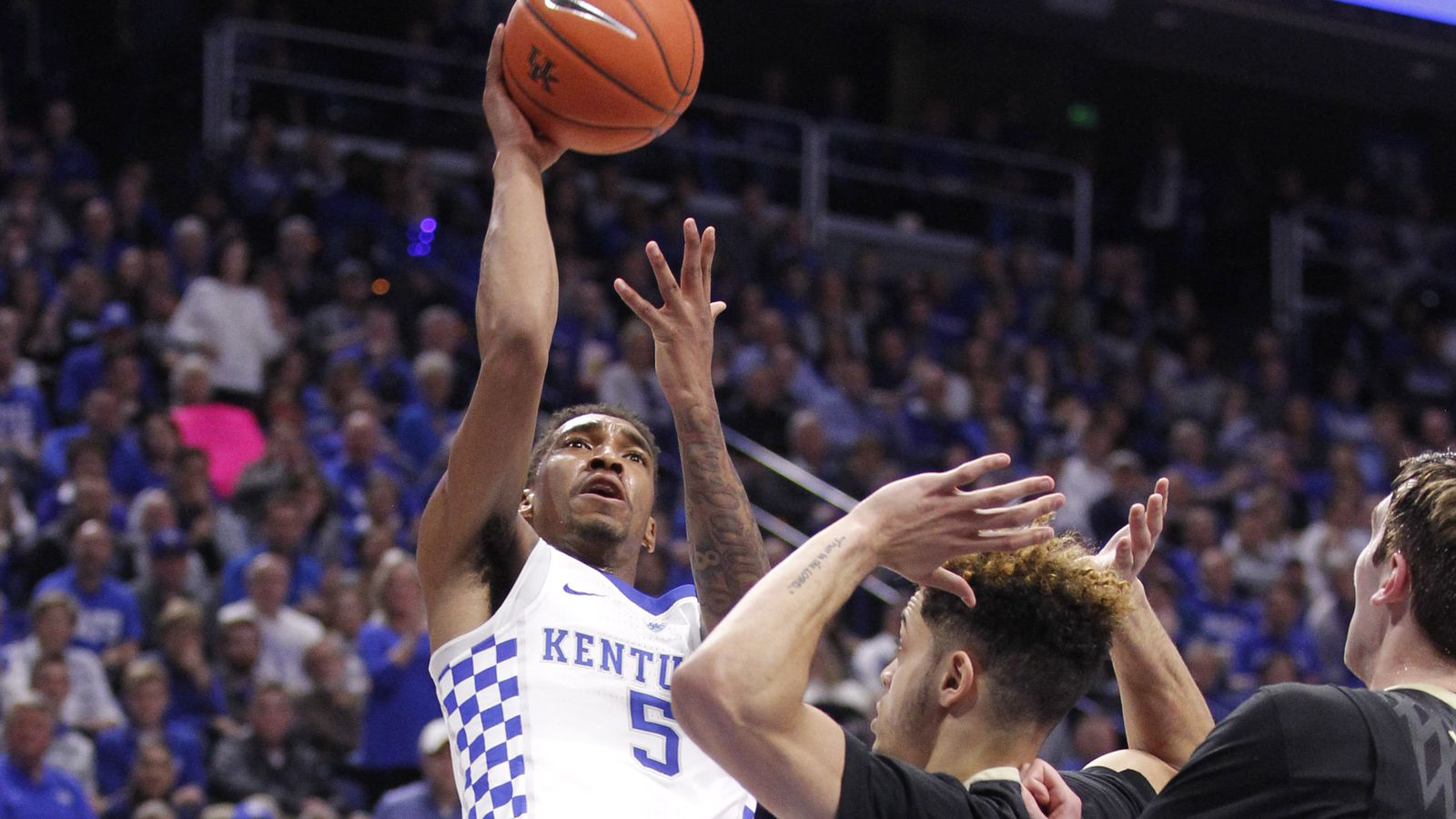 Kentucky Basketball Highlights And Box Score From Historic