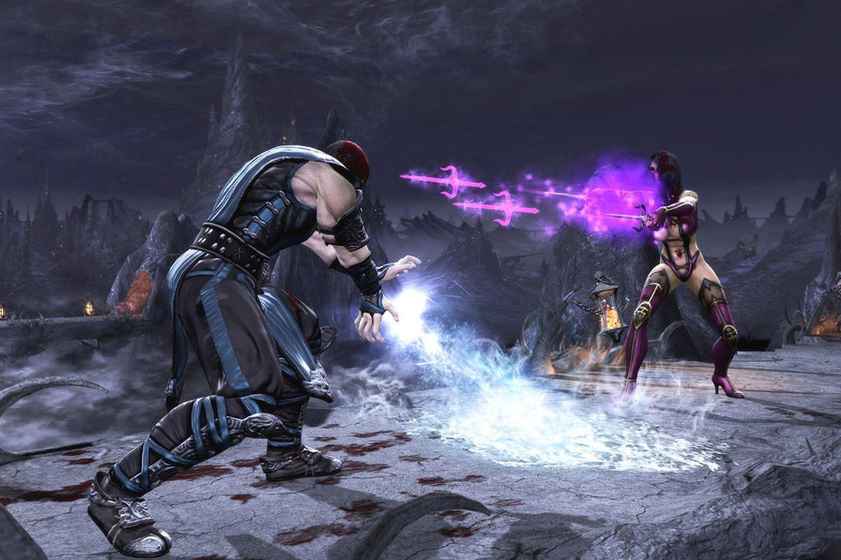 Mortal Kombat moving off GameSpy's servers, will still have online