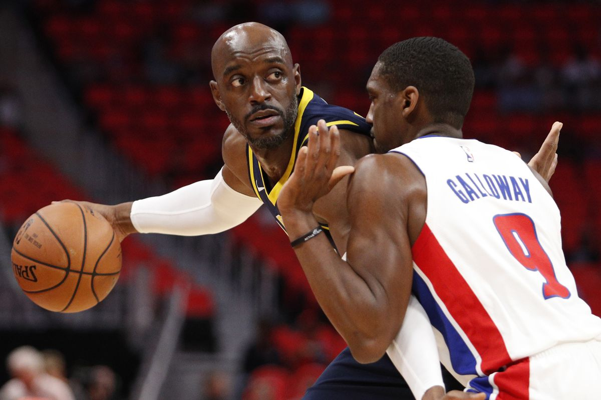 Pacers keep Damien Wilkins, may have finalized 15-man roster
