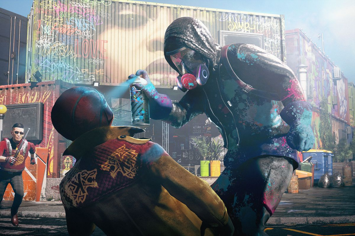 Watch Dogs Legion Skilled Operatives guide header