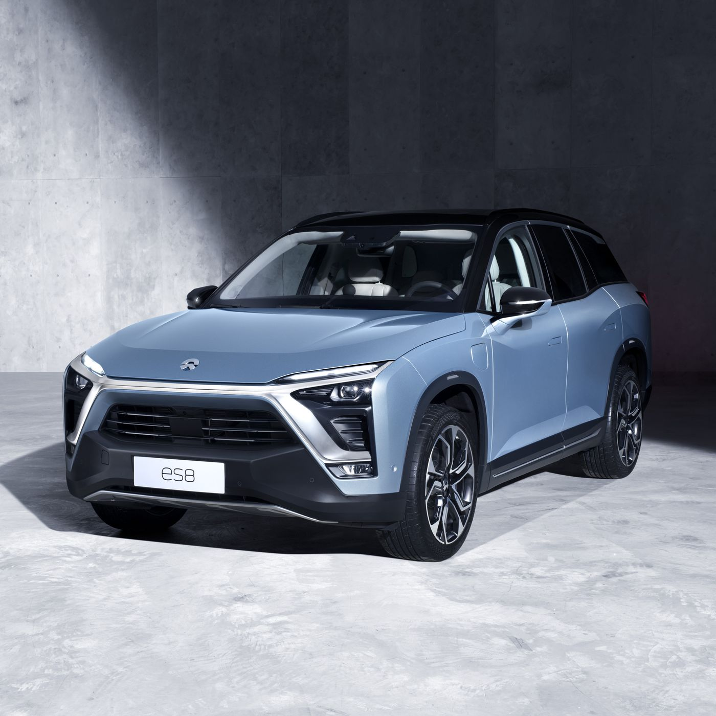 Nio S China Only Electric Suv Will Cost Half As Much As A Tesla Model X The Verge