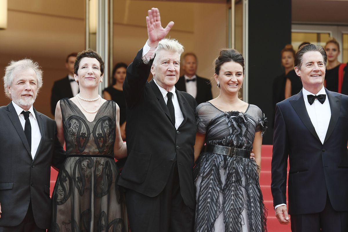 'Twin Peaks' Red Carpet Arrivals - The 70th Annual Cannes Film Festival