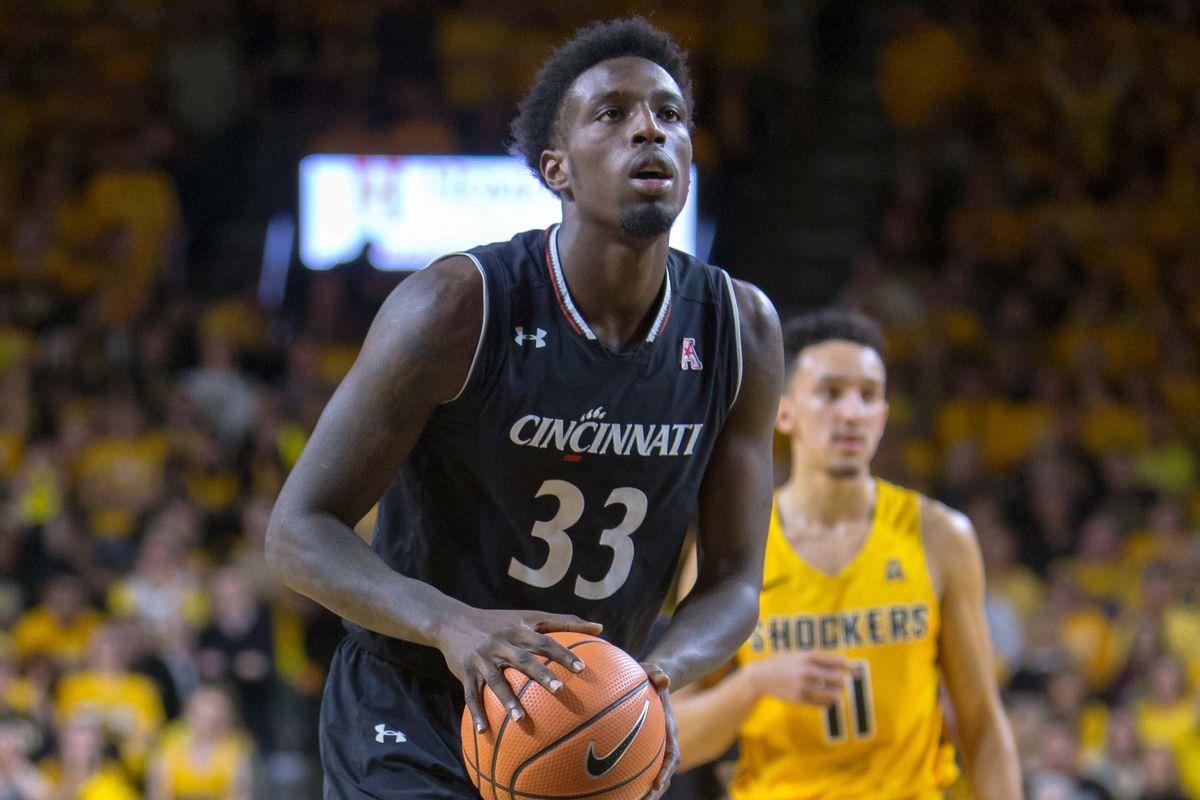 NCAA Basketball: Cincinnati at Wichita State