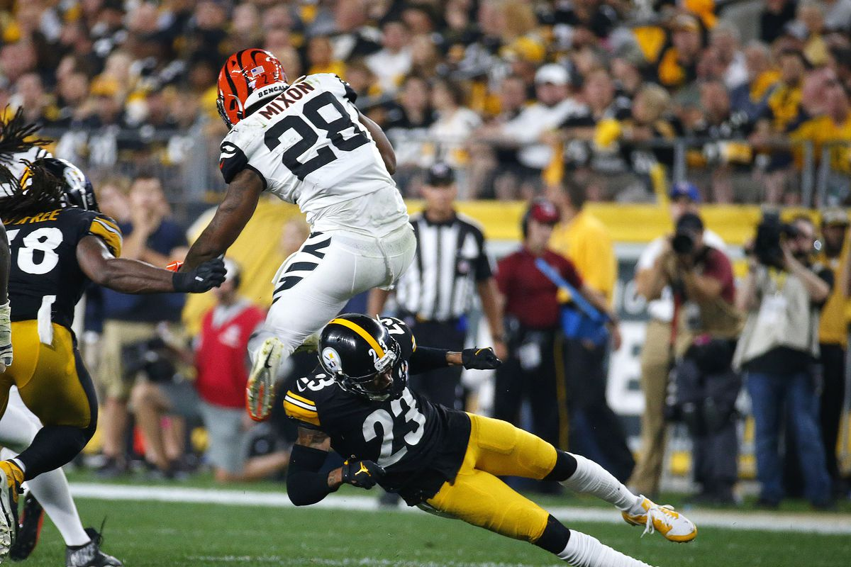 Nfl Week 12 Betting Preview Steelers A 7 Point Favorite At
