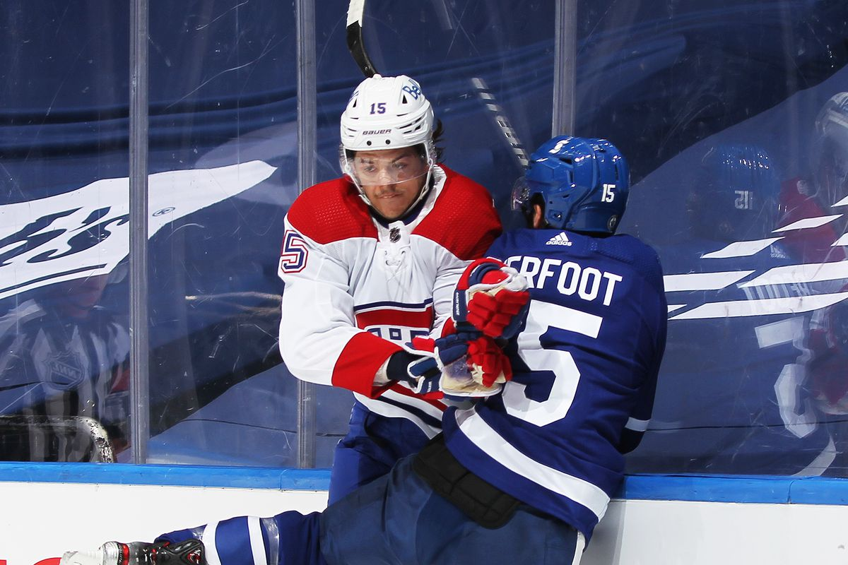 Montreal Canadiens v Toronto Maple Leafs - Game Two