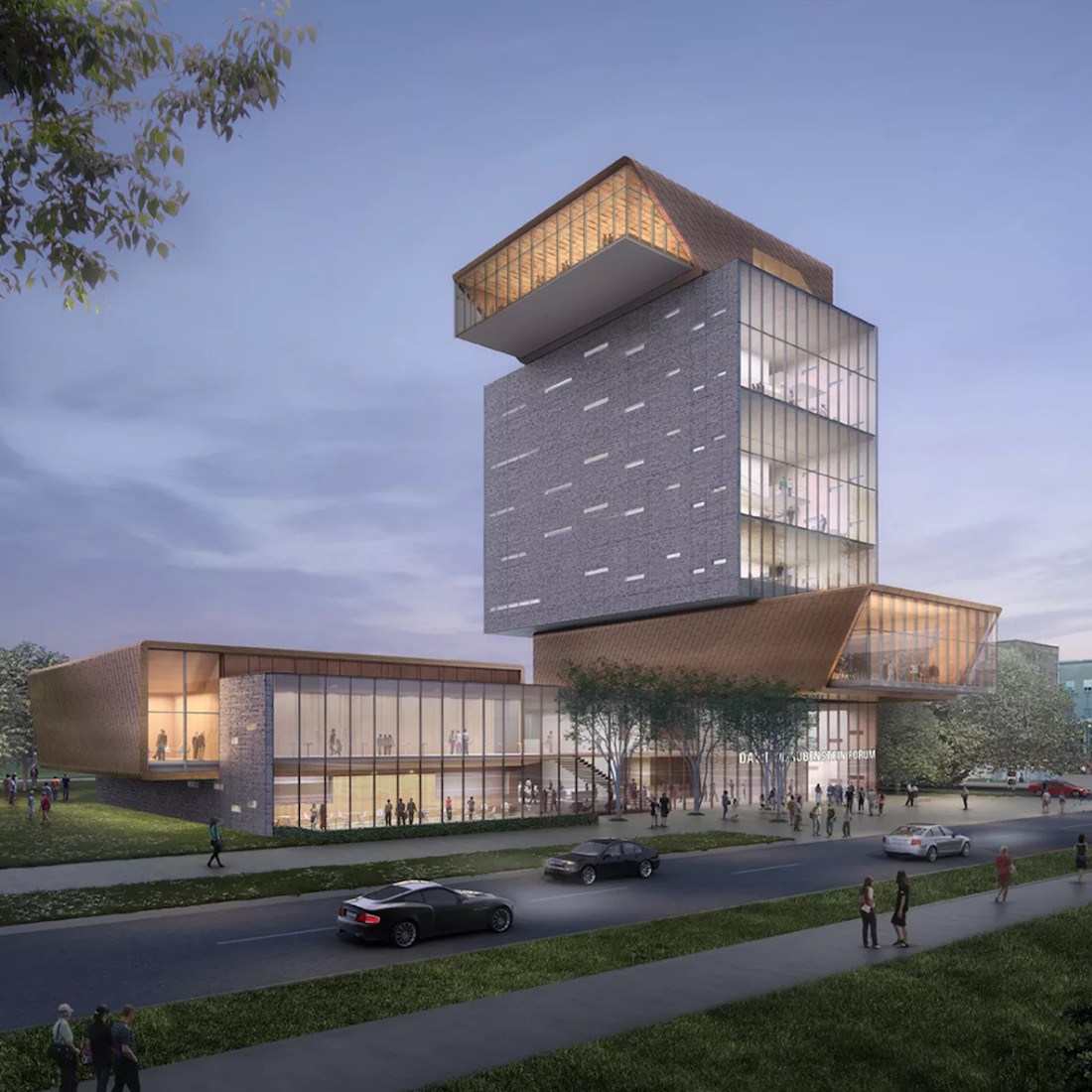 Architect Ds R Reveals Updated Design For University Of