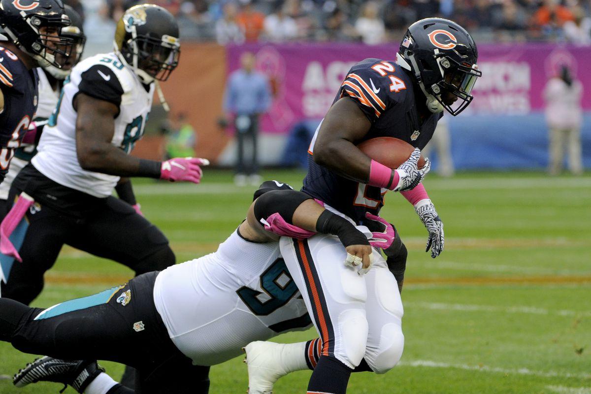 NFL: Jacksonville Jaguars at Chicago Bears