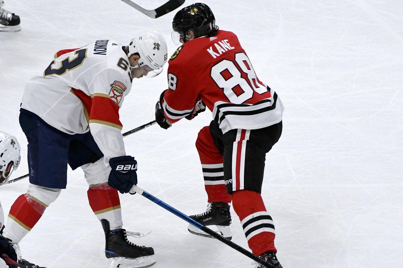 NHL: Florida Panthers at Chicago Blackhawks