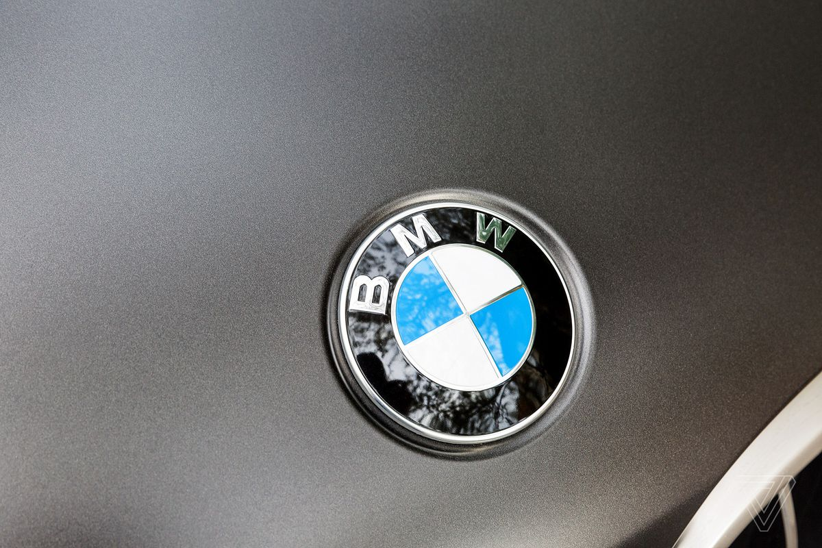 Bmw Is Testing An Uber Competitor In Seattle The Verge