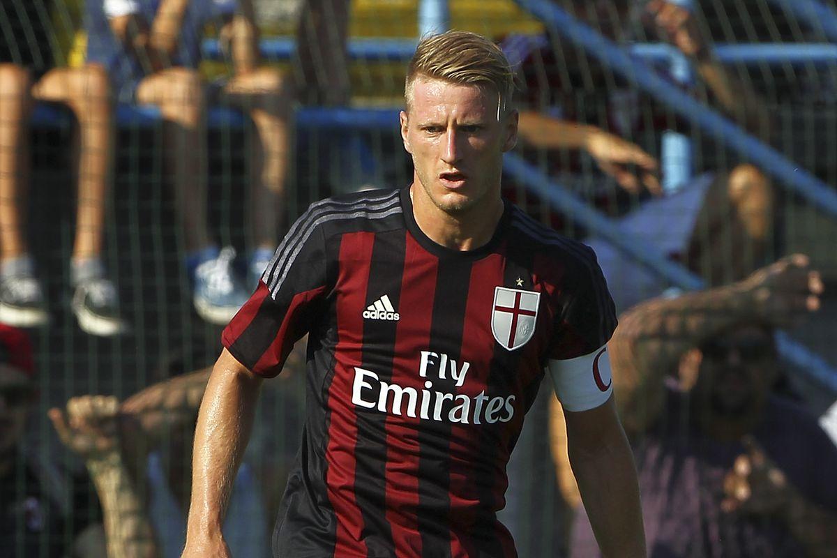 Terza Maglia AC Milan IGNAZIO ABATE