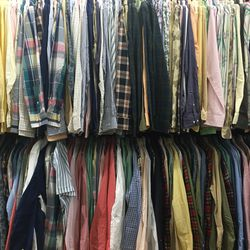 The plaid. All of the plaid.