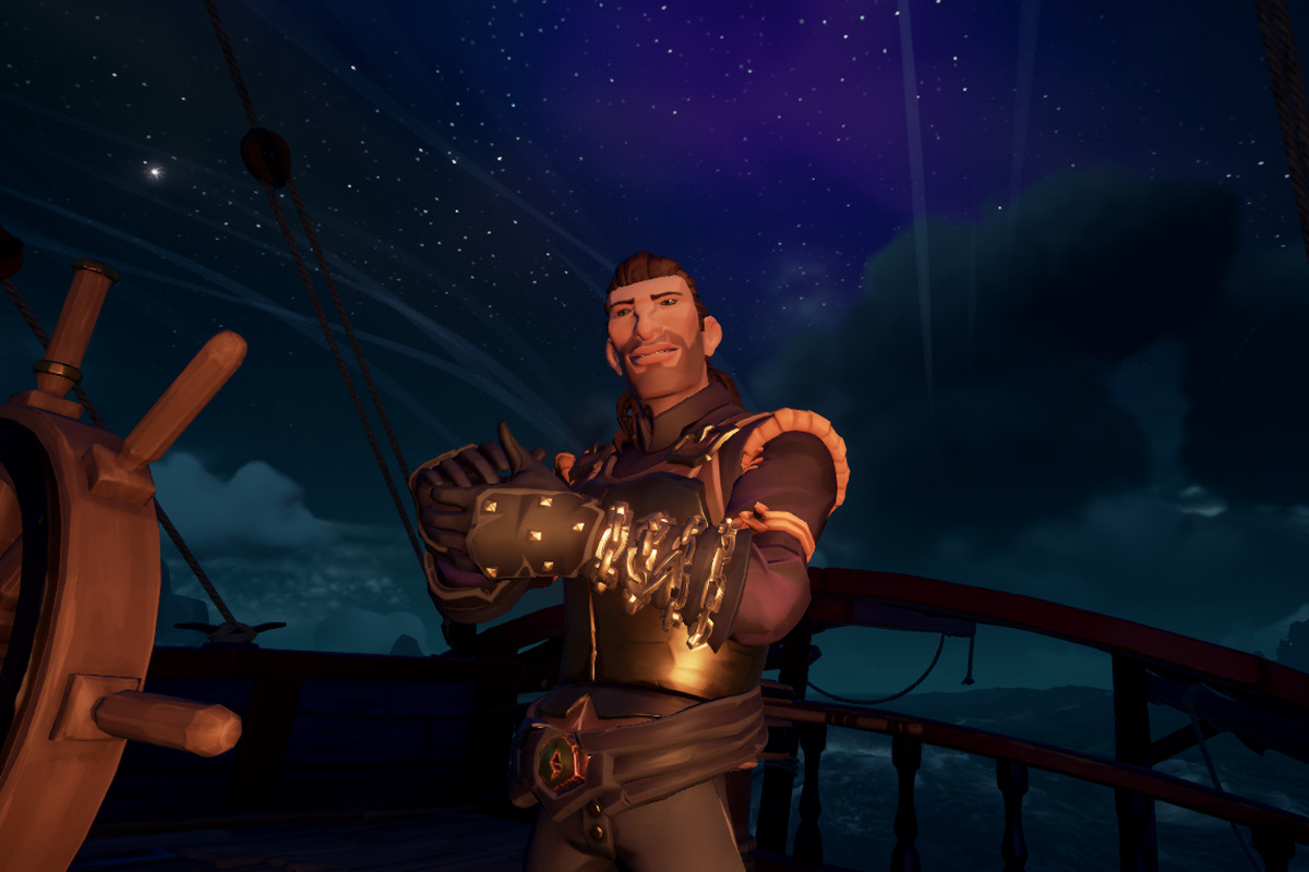 Sea of Thieves' lore is surprisingly deep, silly and