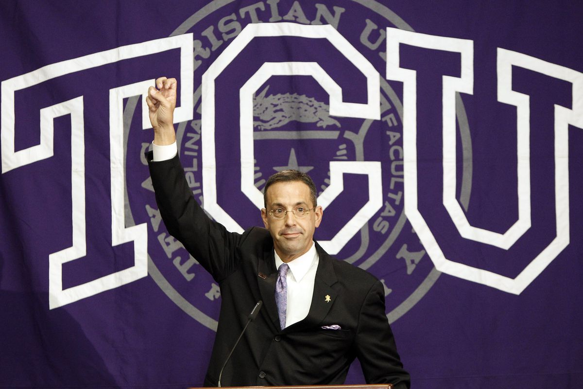 TCU Announces Decision to Join Big 12 Conference