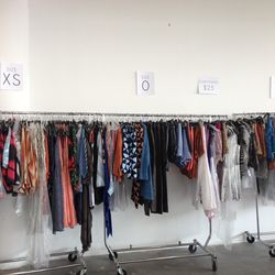 Racks with sizing from 0 to 10.