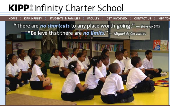 From the KIPP Infinity ##http://www.kippinfinity.org/home/##web site##.