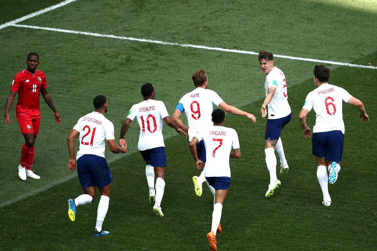 England Panama