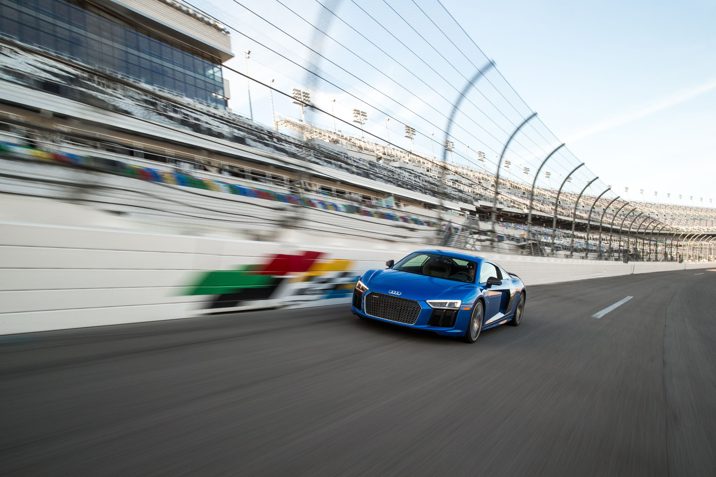 Trusting an Audi R8 at 183 miles per hour | The Verge