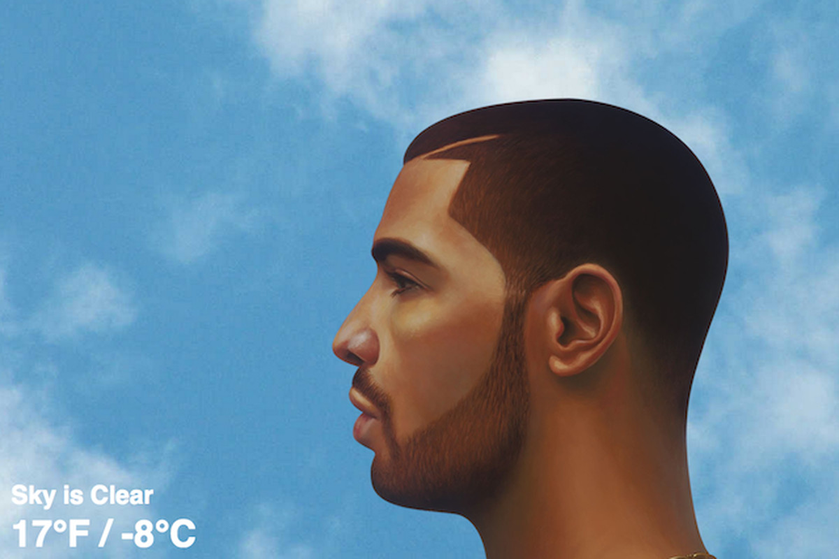 Drake Weather turns 'Nothing Was the Same' album art into