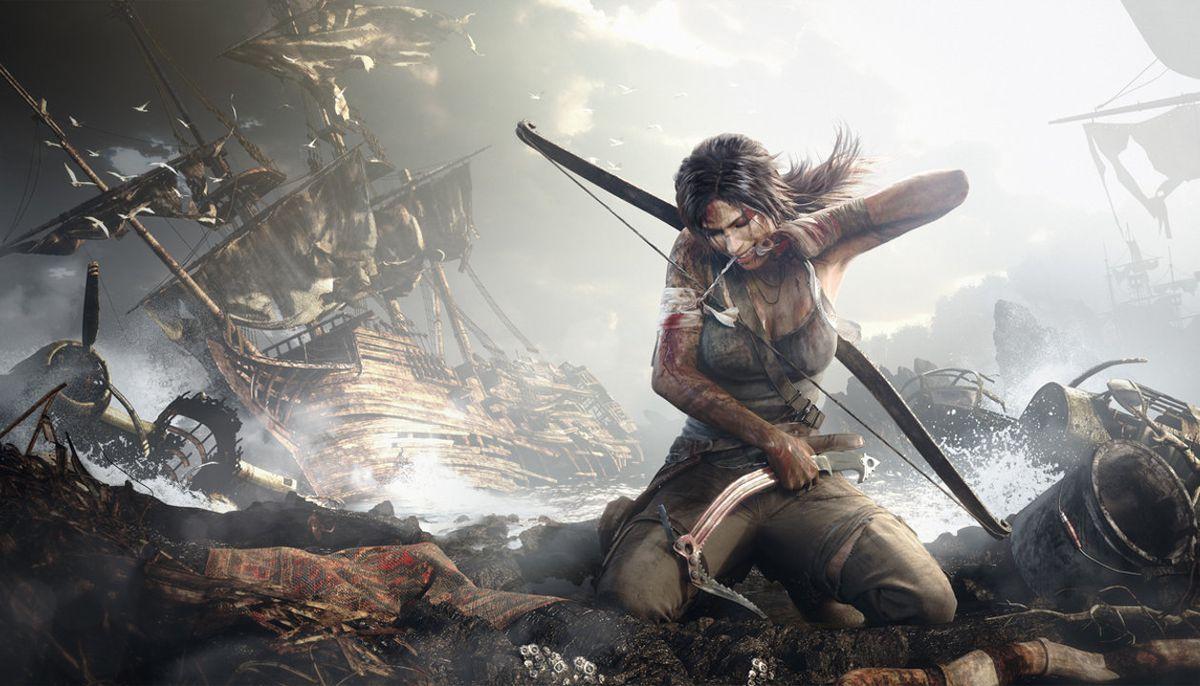 Tomb Raider (2013) art 1280