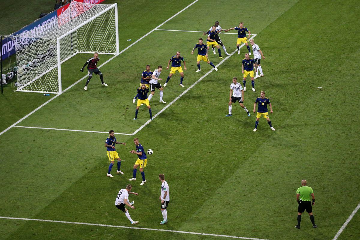 Germany   Sweden Final Score