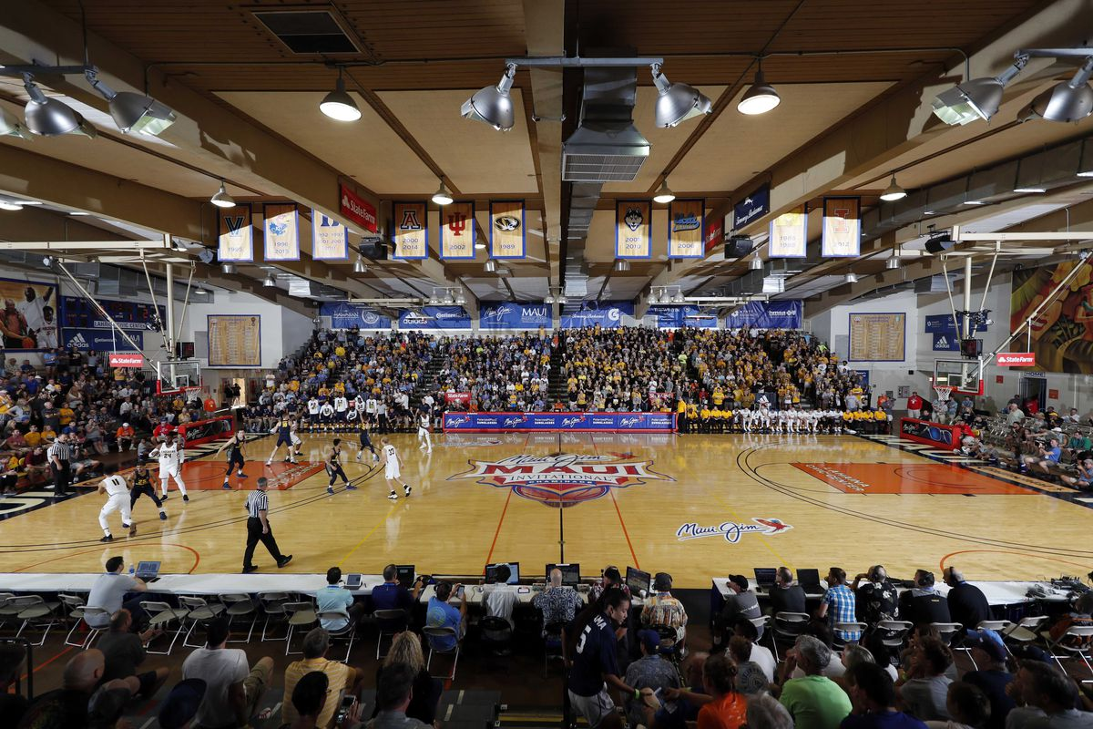 NCAA Basketball: Maui Invitational-Marquette at Wichita State