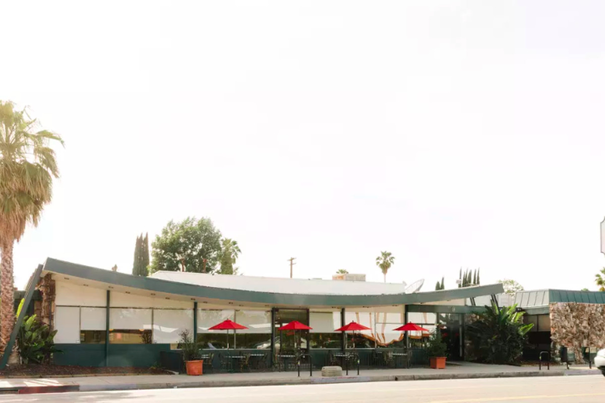 Corky's at 5043 Van Nuys Bouelvard in Sherman Oaks