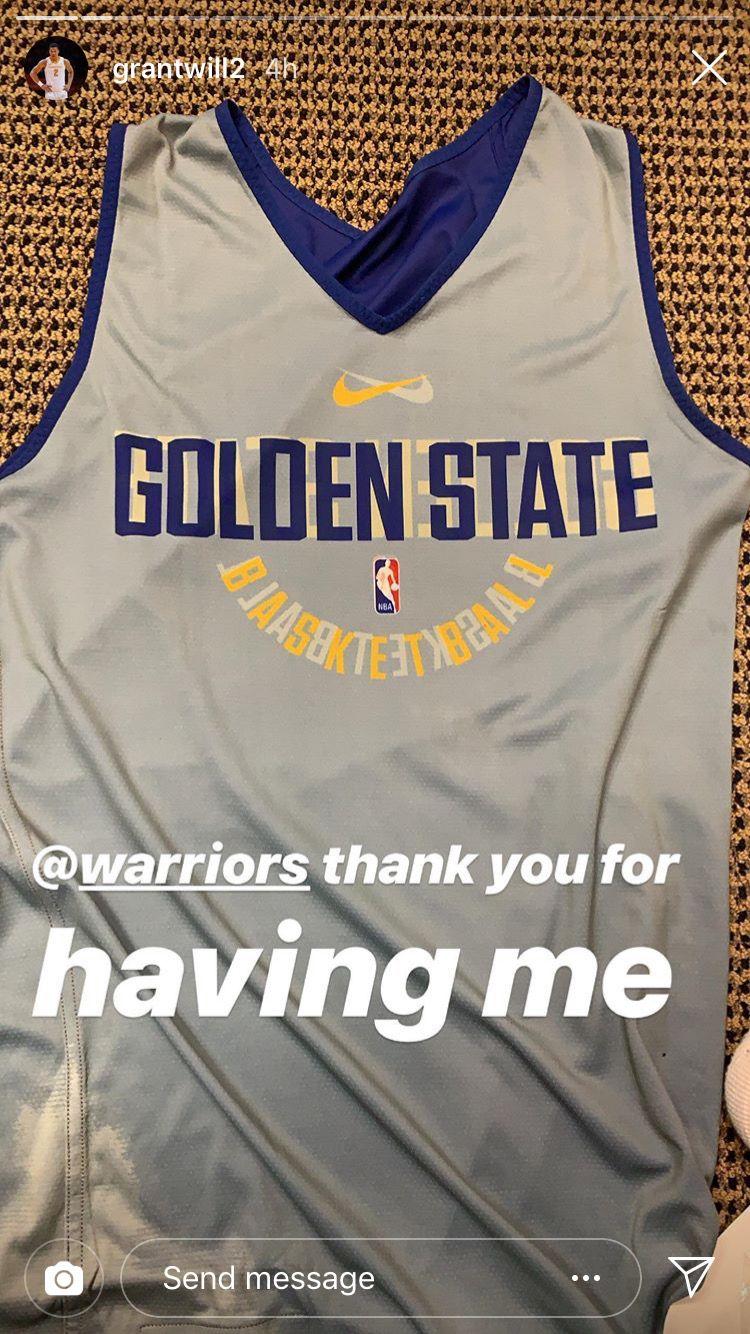 Warriors 2019 NBA Draft Visits