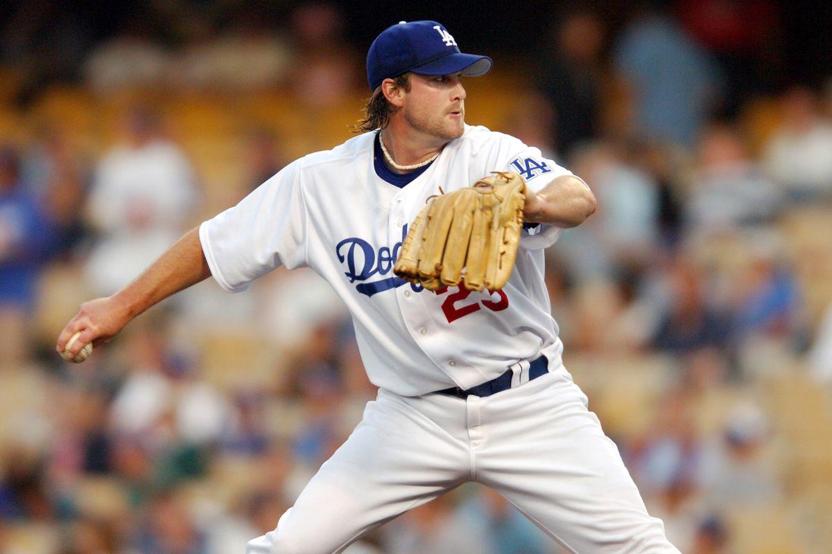 San Francisco Giants vs Los Angeles Dodgers - July 15, 2005
