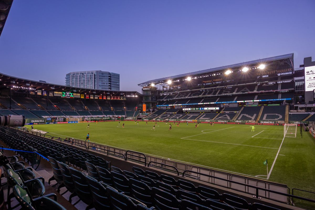 SOCCER: AUG 23 MLS Seattle Sounders at Portland Timbers