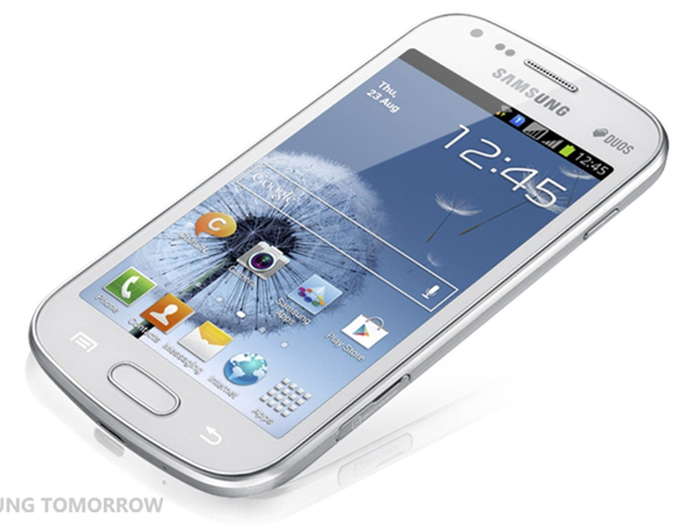 Samsung Announces Dual SIM Galaxy S Duos Available In Europe From September