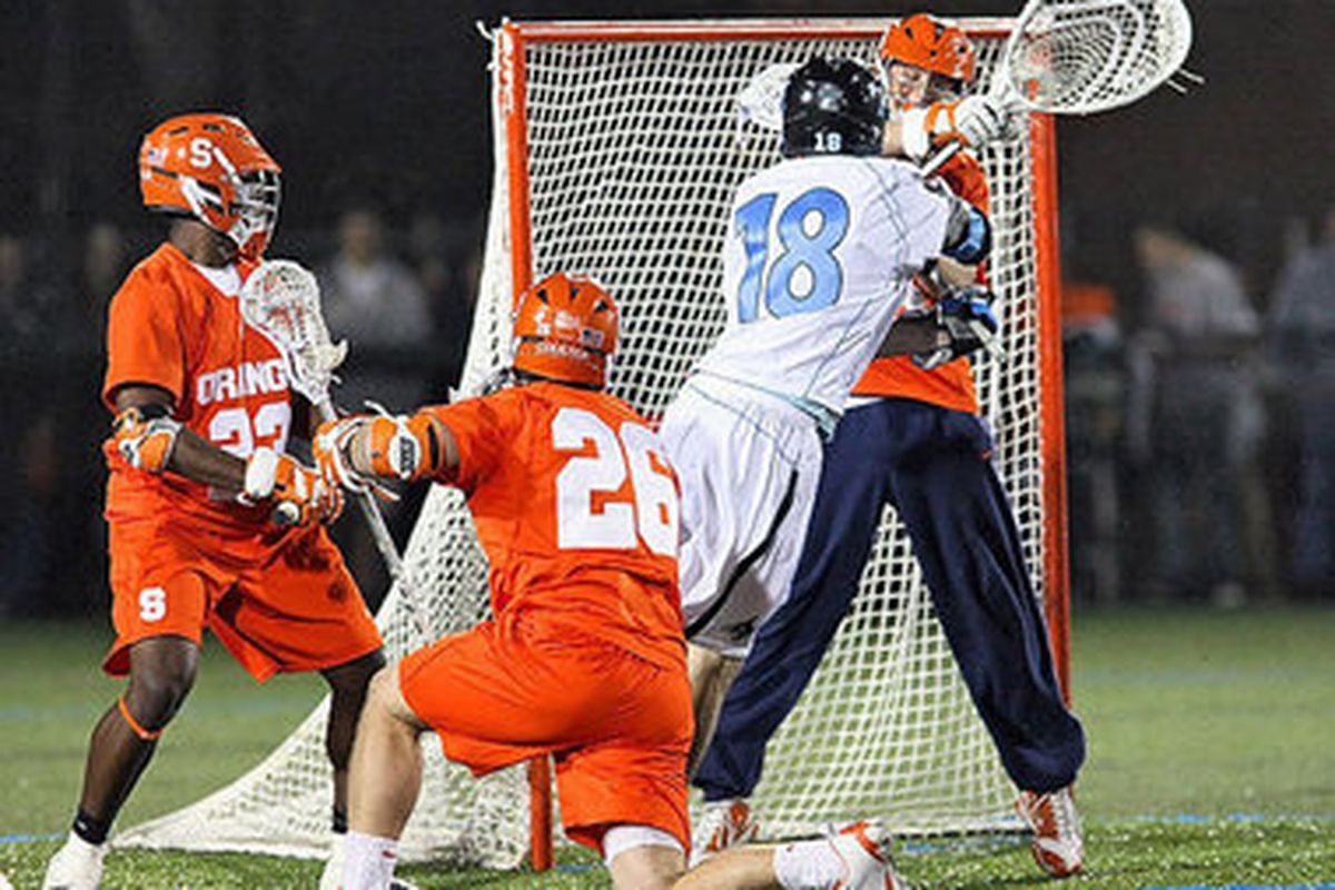 Reverse these colors...Hopefully Orange fans will see Palasek do some of this in Orange in 2011