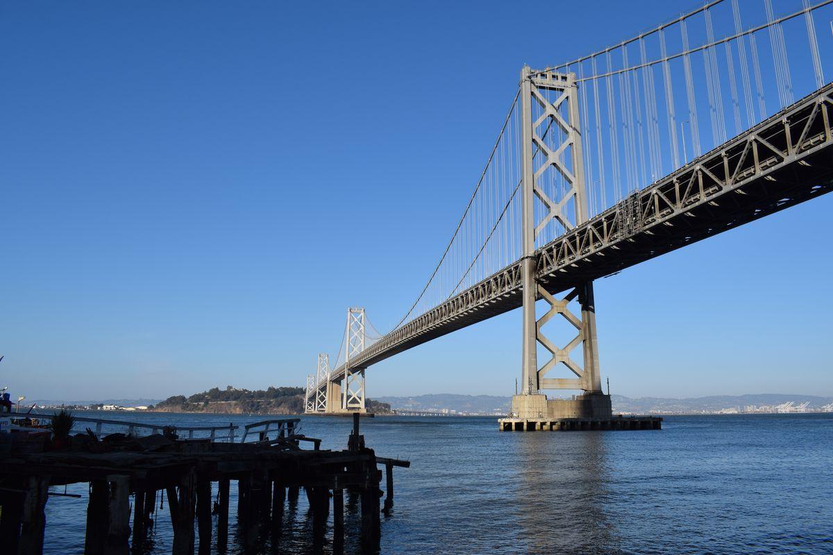 New San Francisco Bay Bridge Design