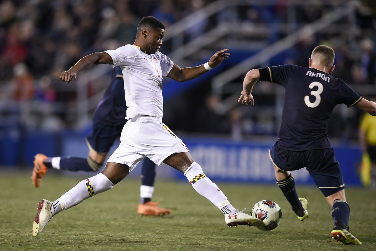 NCAA Soccer: DI Men's College Cup-Maryland vs Akron