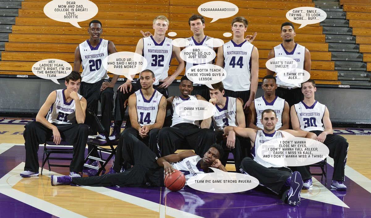 Northwestern-basketball-thought-bubbles