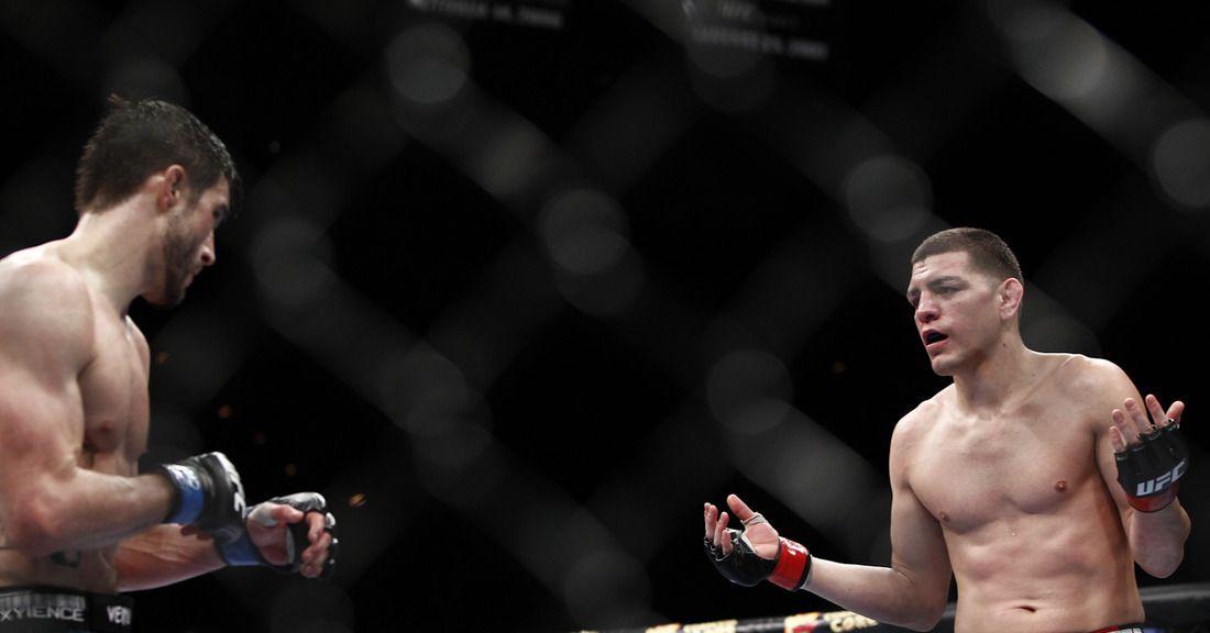 Retro Robbery Review: Carlos Condit vs. Nick Diaz at UFC 143