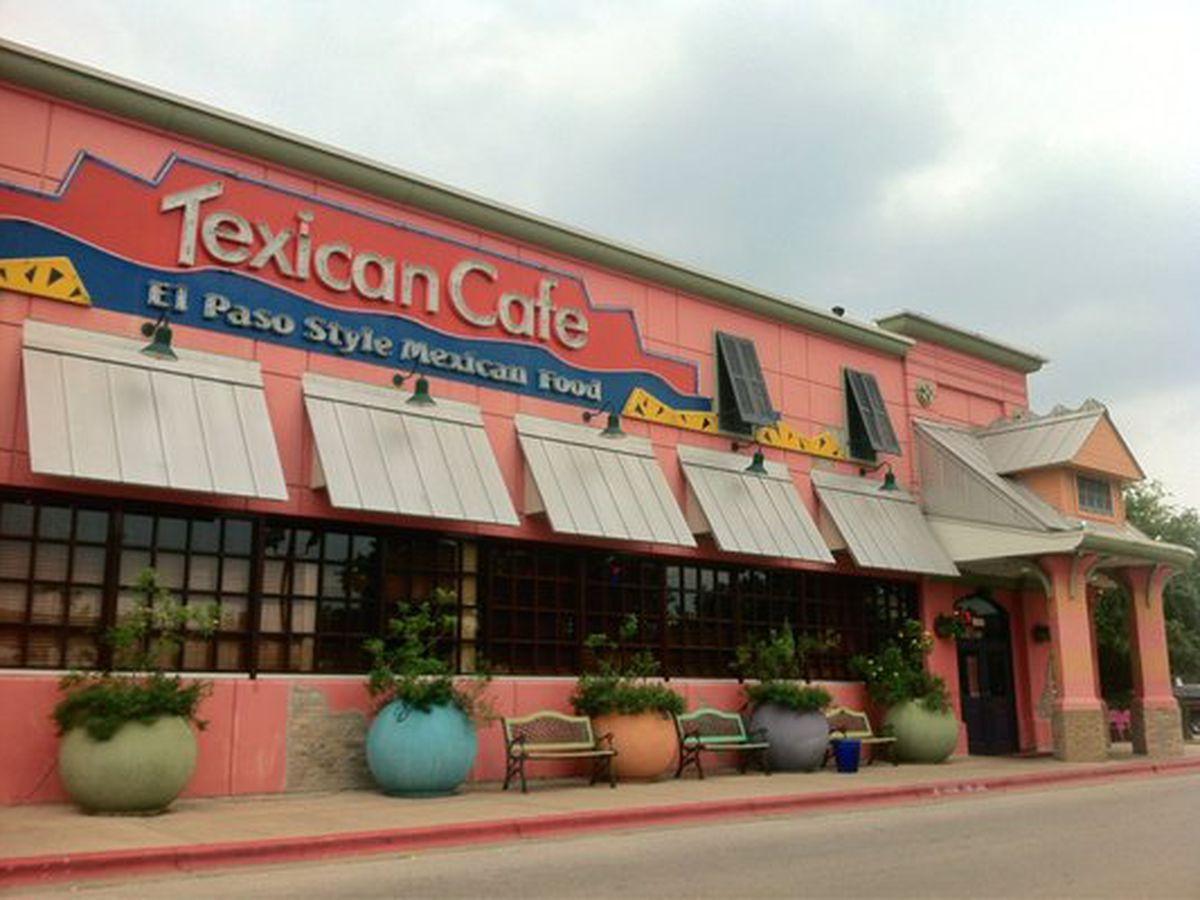 Texican Cafe.