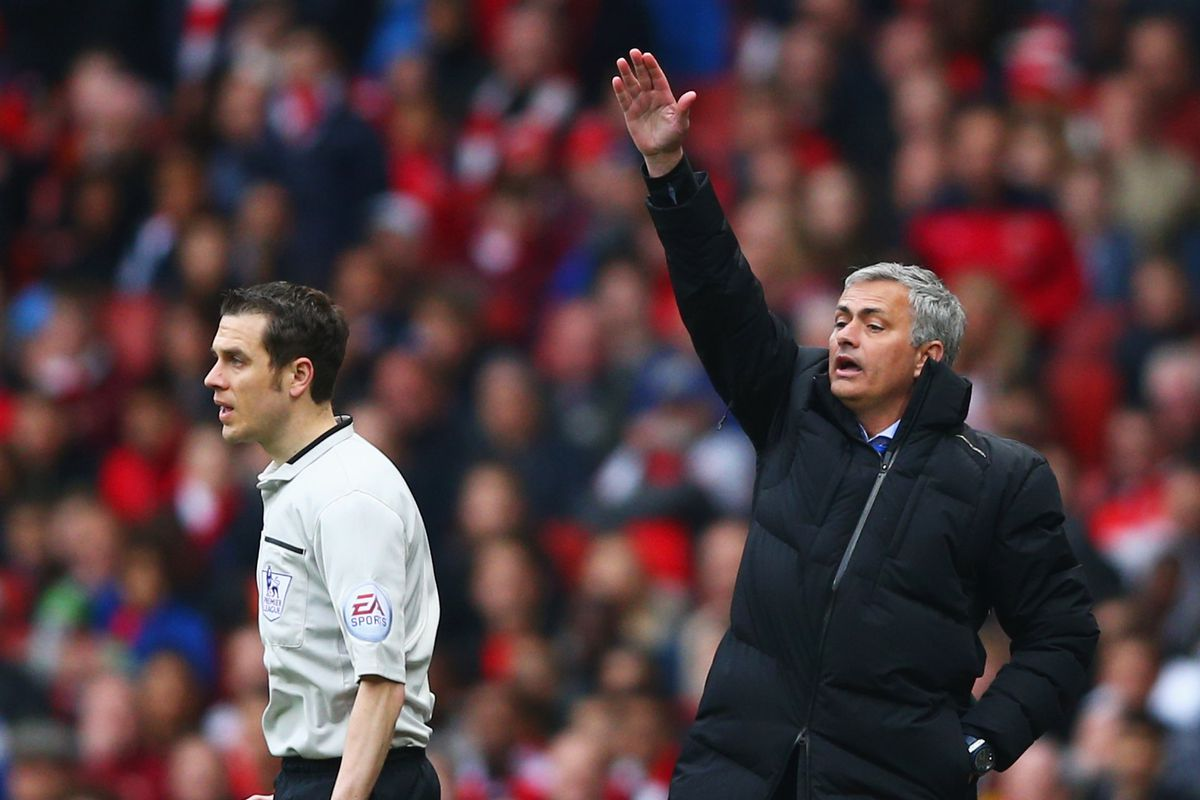 Don't feel bad...even The Special One has questions about his fantasy team.